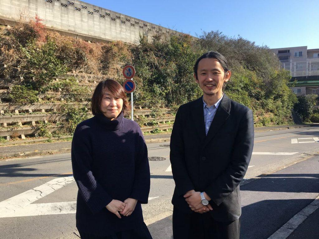 つばきのわ_福島と藝大藤村先生