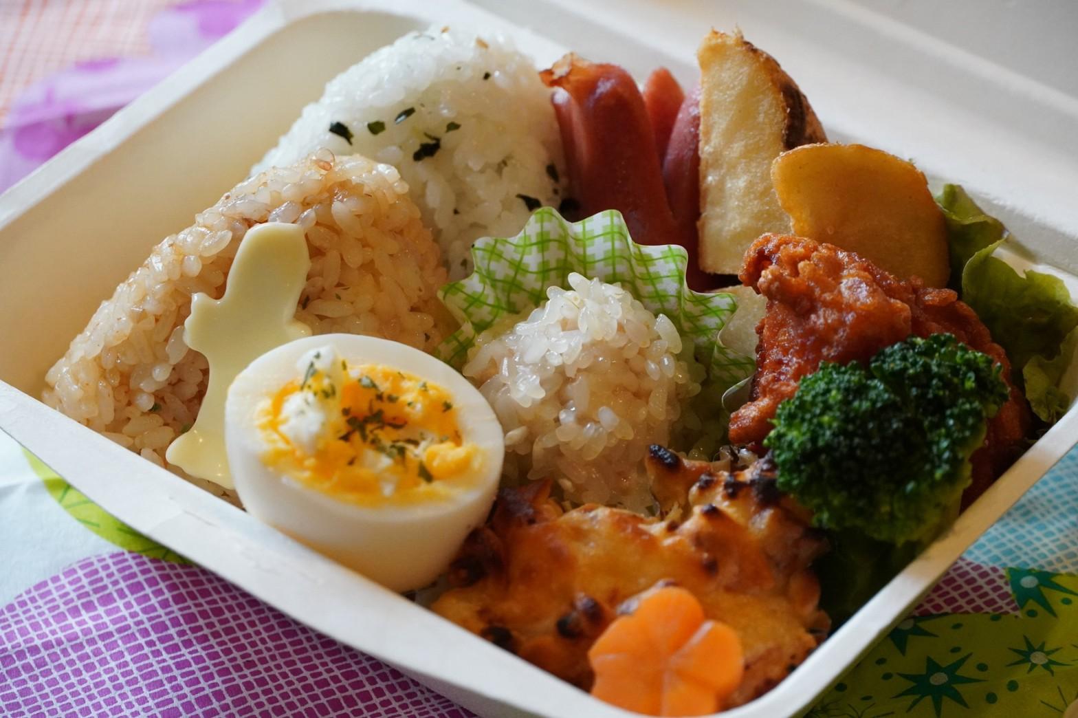 アミナお惣菜例1